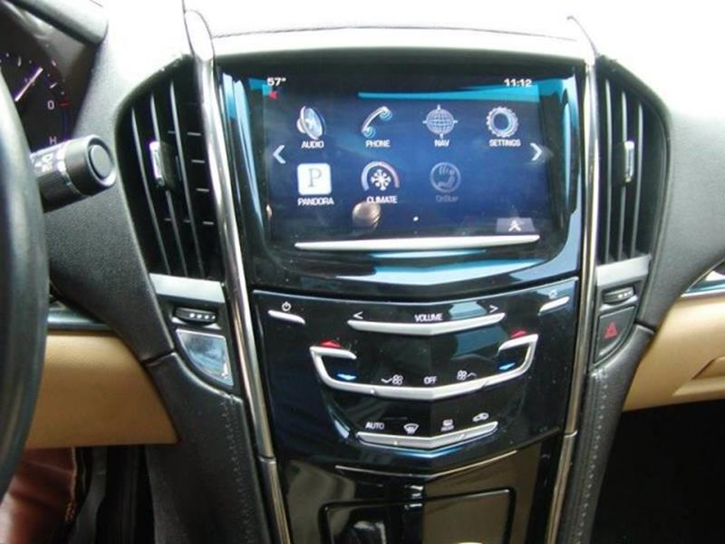 2013 Cadillac ATS 2.5L 4dr Sedan for sale at Berea Auto Mall