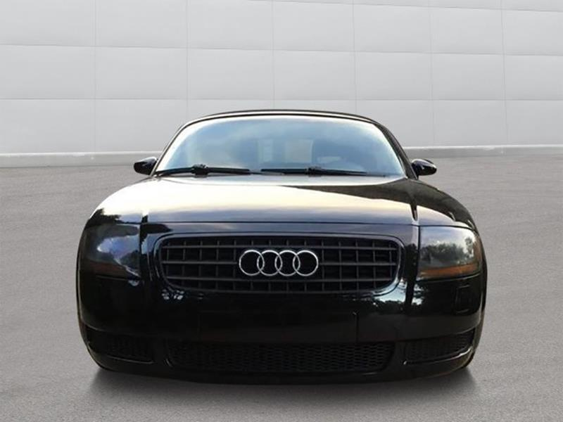 2004 Audi TT 180hp 2dr Roadster for sale at Berea Auto Mall