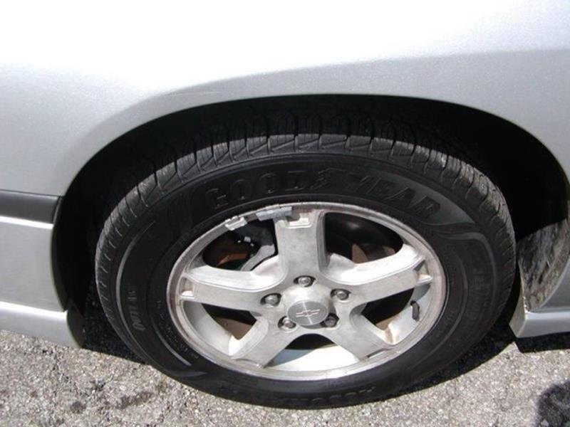 2003 Chevrolet Impala LS 4dr Sedan for sale at Berea Auto Mall