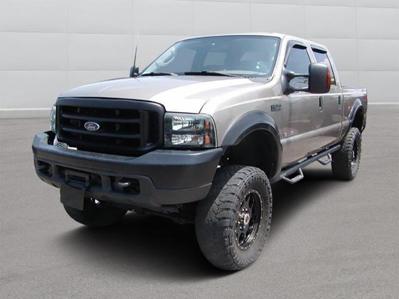 2003 Ford F-250 Super Duty XLT 4dr Crew Cab 4WD SB for sale at Berea Auto Mall