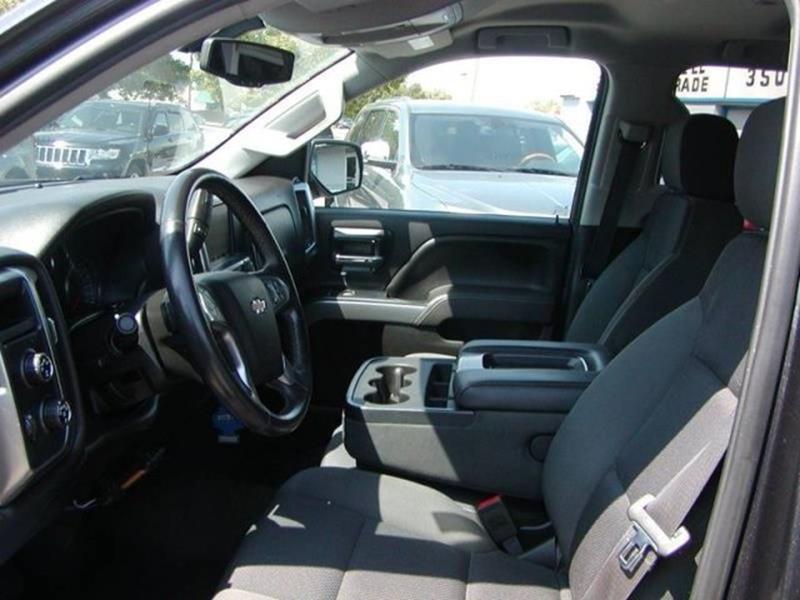 2014 Chevrolet Silverado 1500 LT 4x4 4dr Double Cab 6.5 ft. SB for sale at Berea Auto Mall