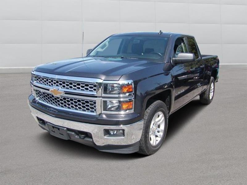 2014 Chevrolet Silverado 1500 LT 4x4 4dr Double Cab 6.5 ft. SB for sale at Berea Auto Mall