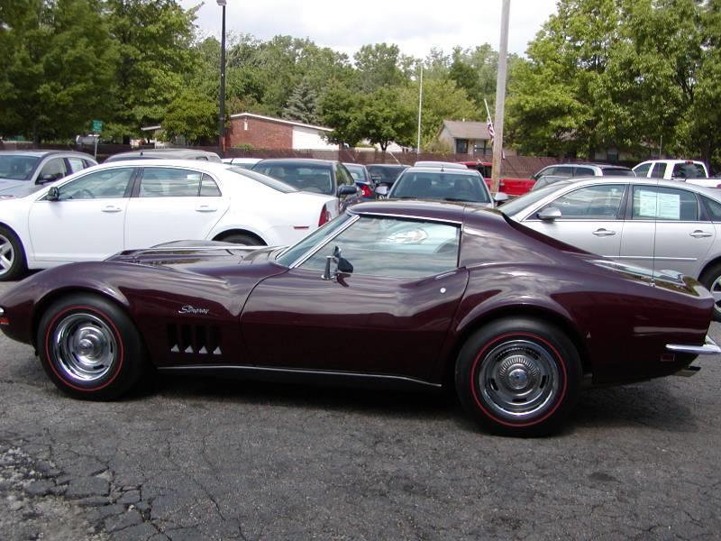 1969 Chevrolet Corvette  for sale at Berea Auto Mall