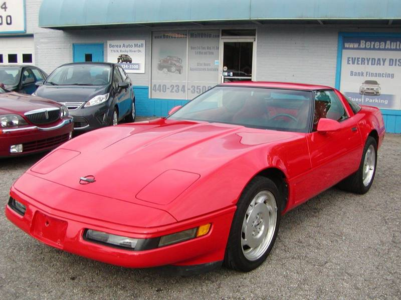 1995 Chevrolet Corvette Base 2dr Hatchback for sale at Berea Auto Mall