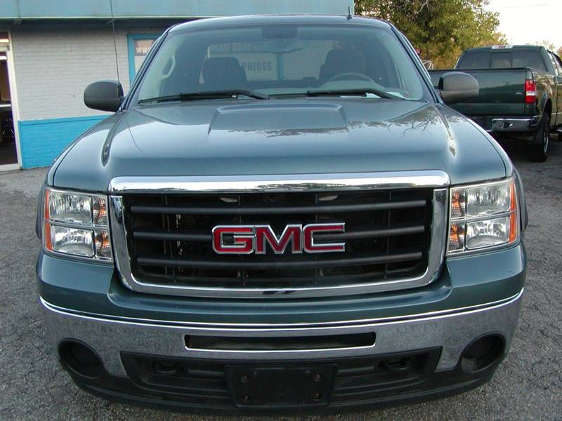 2011 GMC Sierra 1500 SL 4x4 4dr Extended Cab 6.5 ft. SB for sale at Berea Auto Mall