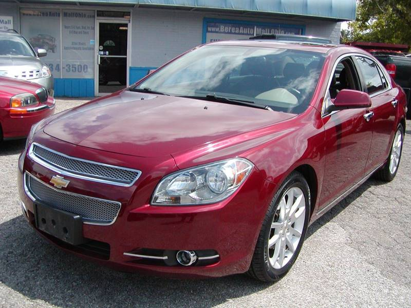 2011 Chevrolet Malibu LTZ 4dr Sedan for sale at Berea Auto Mall