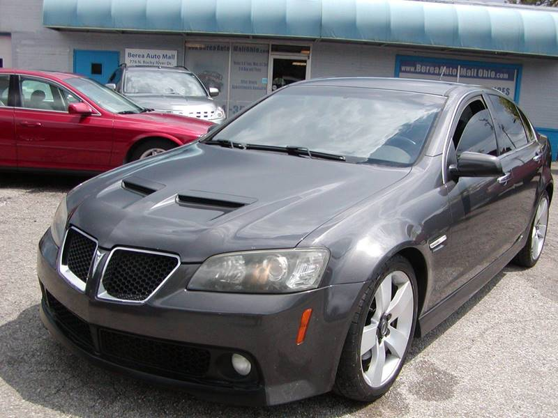 2009 Pontiac G8 GT 4dr Sedan for sale at Berea Auto Mall