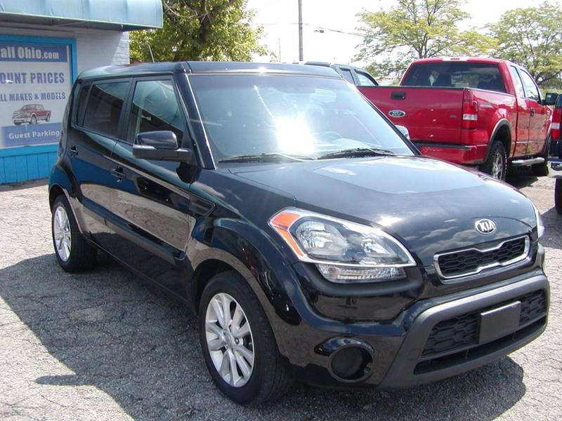 2013 Kia Soul + 4dr Crossover 6A for sale at Berea Auto Mall