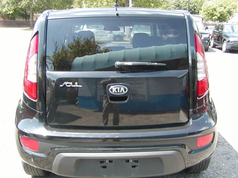 2013 Kia Soul + 4dr Crossover 6A for sale at Berea Auto Mall