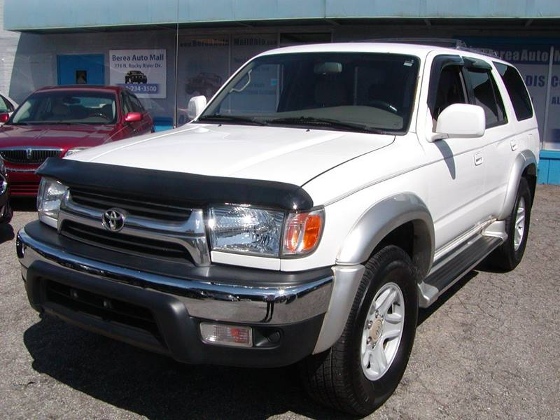 2001 Toyota 4Runner SR5 4WD 4dr SUV for sale at Berea Auto Mall