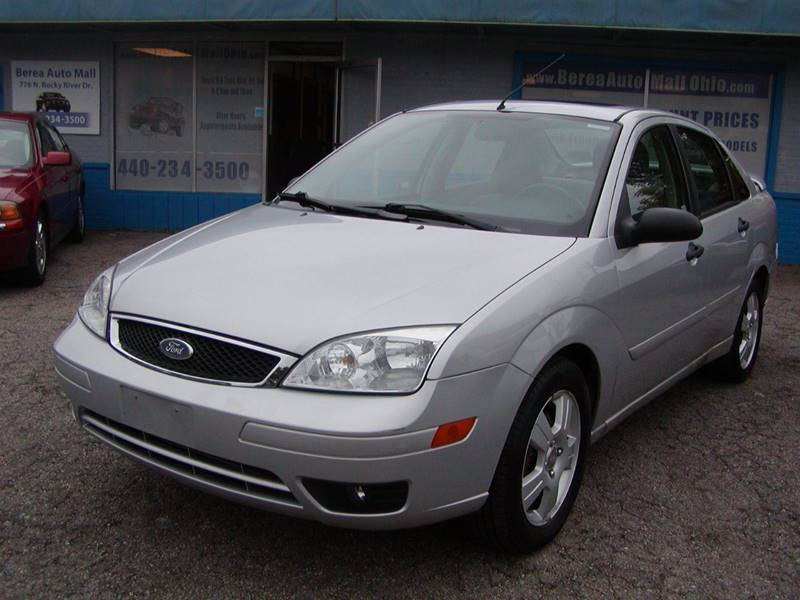 2006 Ford Focus ZX4 SES 4dr Sedan for sale at Berea Auto Mall