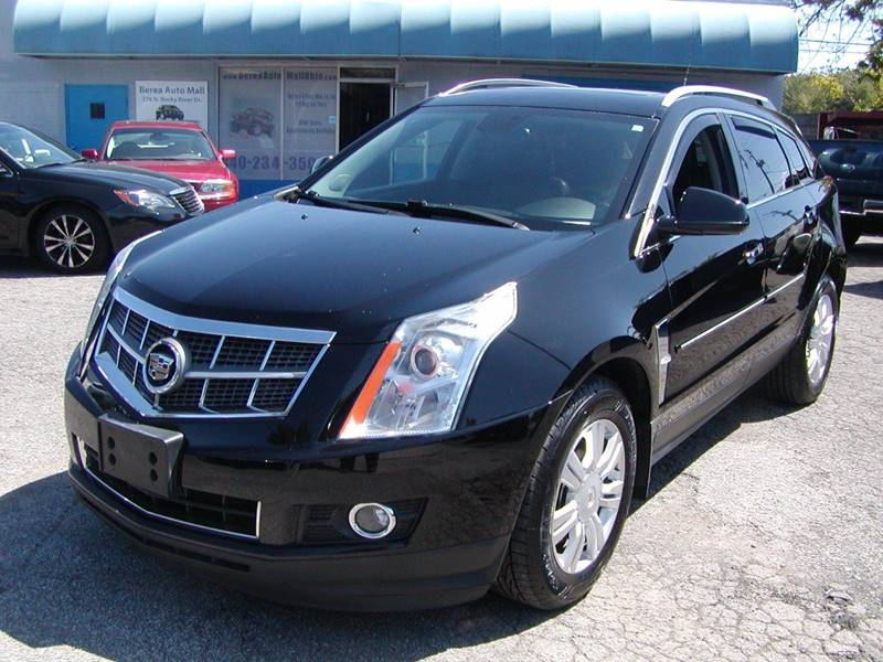 2011 Cadillac SRX Luxury Collection AWD 4dr SUV for sale at Berea Auto Mall
