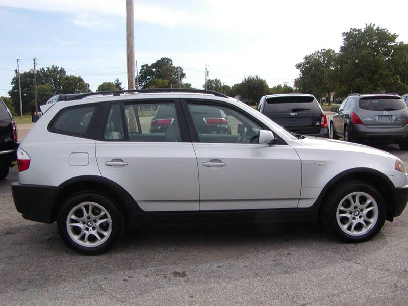 2004 BMW X3 2.5i AWD 4dr SUV for sale at Berea Auto Mall