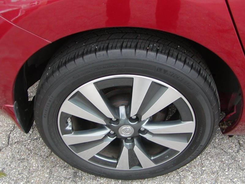 2015 Nissan LEAF SL 4dr Hatchback for sale at Berea Auto Mall