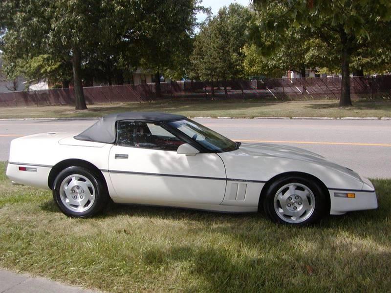 1988 Chevrolet Corvette Base 2dr Convertible for sale at Berea Auto Mall