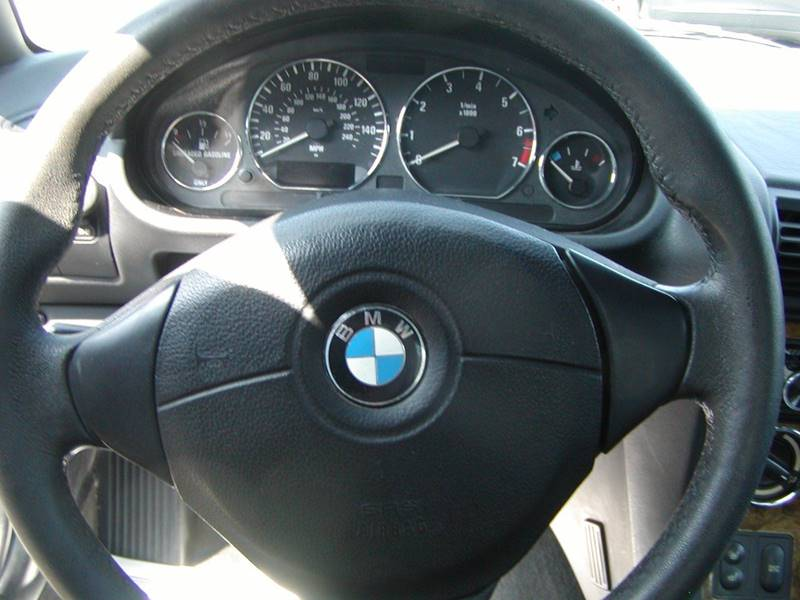 2000 BMW Z3 2.3 2dr Convertible for sale at Berea Auto Mall