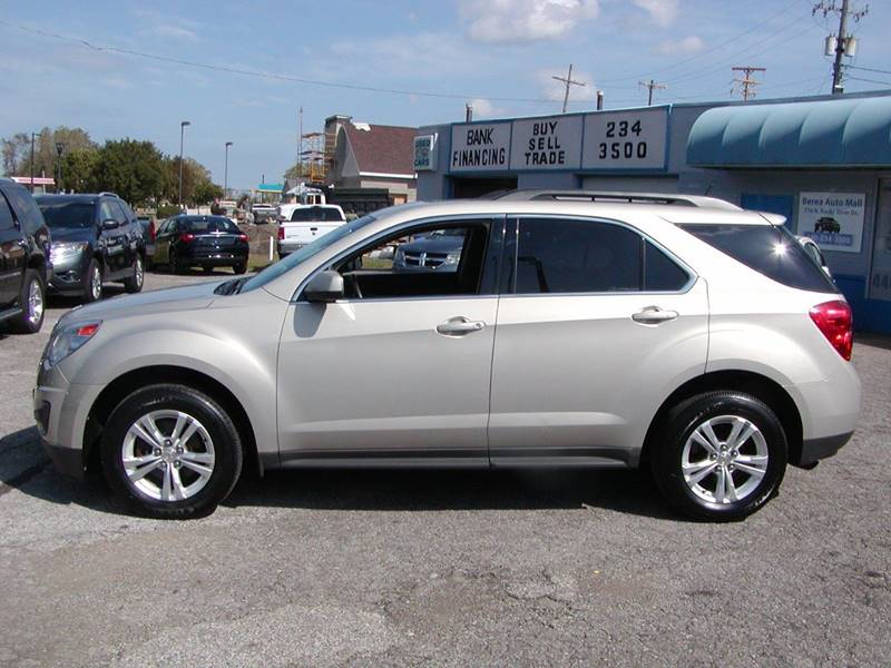 2012 Chevrolet Equinox LT 4dr SUV w/ 1LT for sale at Berea Auto Mall