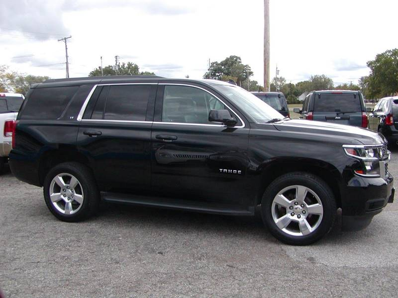 2016 Chevrolet Tahoe LT 4x4 4dr SUV for sale at Berea Auto Mall