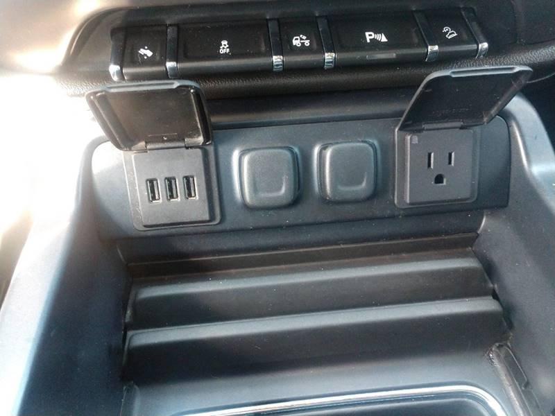 2014 GMC Sierra 1500 SLT 4x4 4dr Crew Cab 5.8 ft. SB for sale at Berea Auto Mall