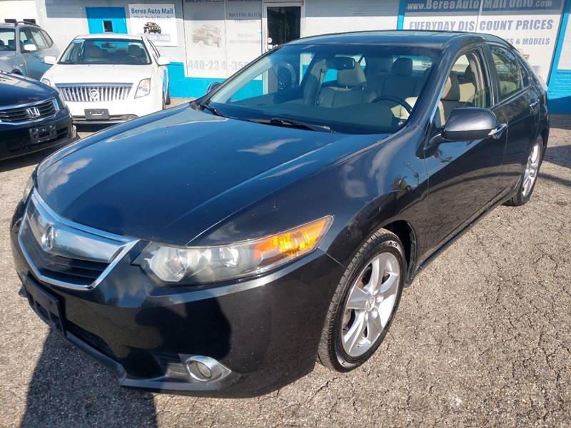 2011 Acura TSX Base 4dr Sedan 5A for sale at Berea Auto Mall