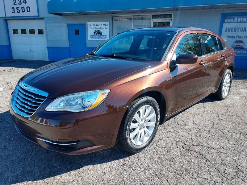 2013 Chrysler 200 Touring 4dr Sedan for sale at Berea Auto Mall