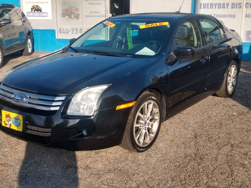 2009 Ford Fusion SE 4dr Sedan for sale at Berea Auto Mall