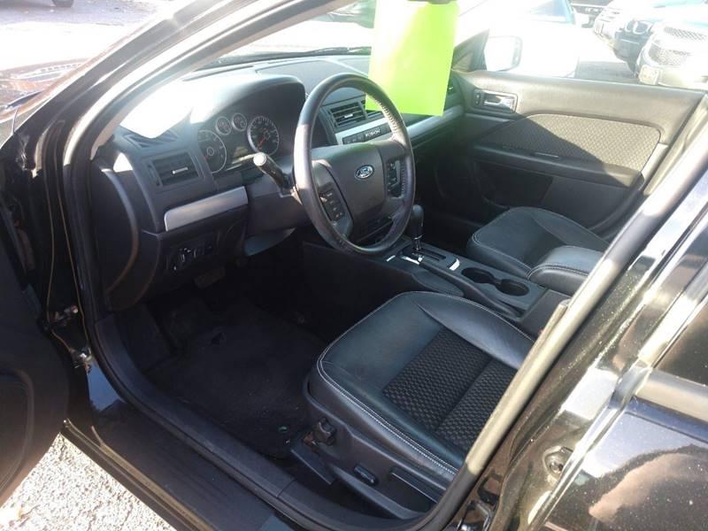 2009 Ford Fusion SE 4dr Sedan for sale at Berea Auto Mall