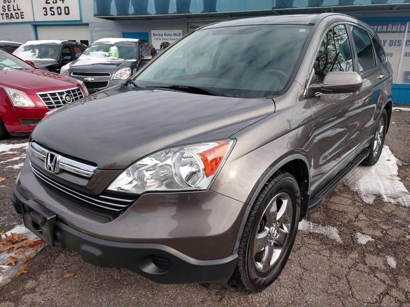 2009 Honda CR-V EX L AWD 4dr SUV for sale at Berea Auto Mall