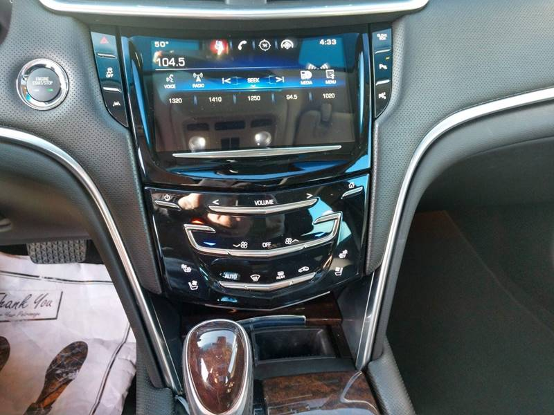2015 Cadillac XTS Luxury 4dr Sedan for sale at Berea Auto Mall
