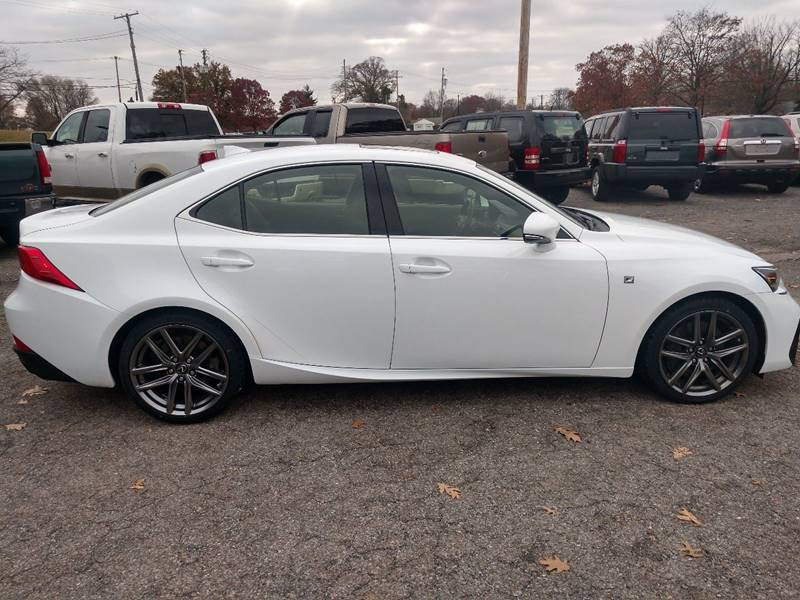 2017 Lexus IS 350 Base AWD 4dr Sedan for sale at Berea Auto Mall