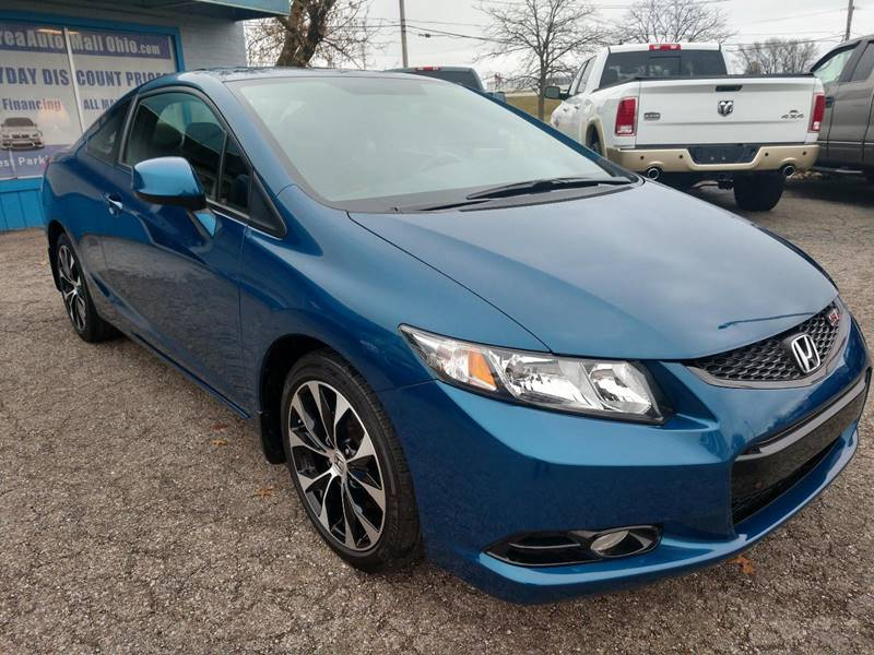 2013 Honda Civic Si 2dr Coupe for sale at Berea Auto Mall