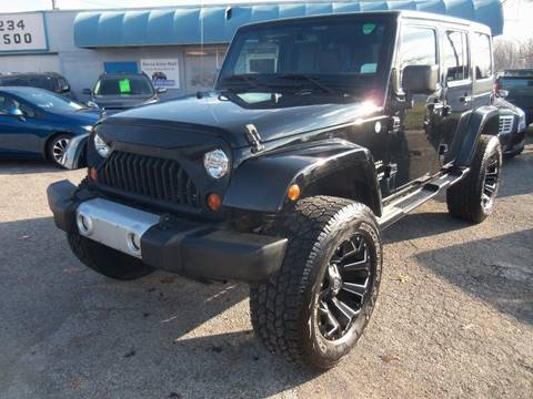 2013 Jeep Wrangler Unlimited for sale in Berea, OH