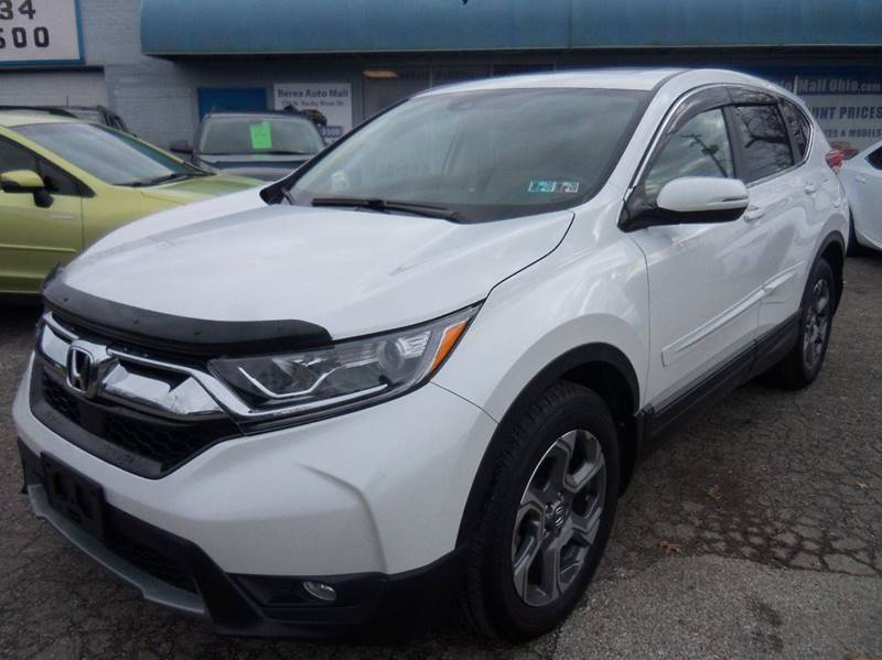 2019 Honda CR-V EX L AWD 4dr SUV for sale at Berea Auto Mall