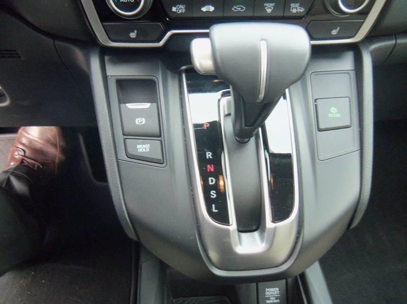 2019 Honda CR-V EX L AWD 4dr SUV for sale at Berea Auto Mall