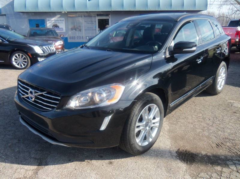 2016 Volvo XC60 T5 Drive E 4dr SUV for sale at Berea Auto Mall