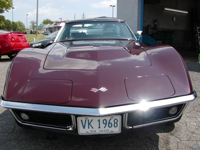 1969 Chevrolet Corvette  in Berea