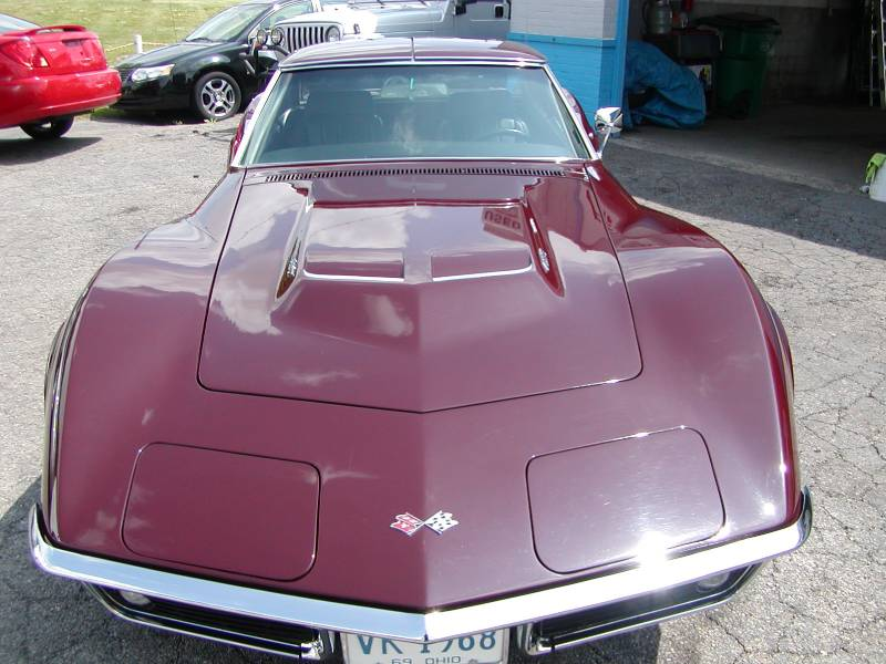 1969 Chevrolet Corvette  for sale at Berea Auto Mall