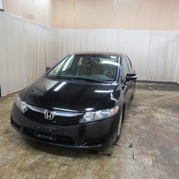 2009 Honda Civic Hybrid 4dr Sedan w/Leather