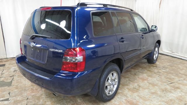 2005 Toyota Highlander Base AWD 4dr SUV w/3rd Row for sale at Berea Auto Mall