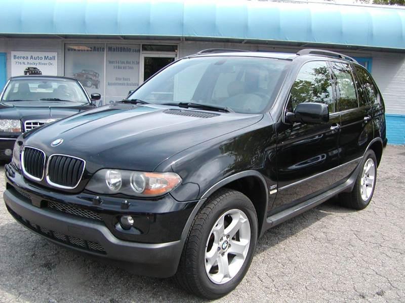 2006 BMW X5 3.0i AWD 4dr SUV
