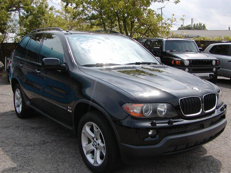 2006 BMW X5 3.0i AWD 4dr SUV for sale at Berea Auto Mall