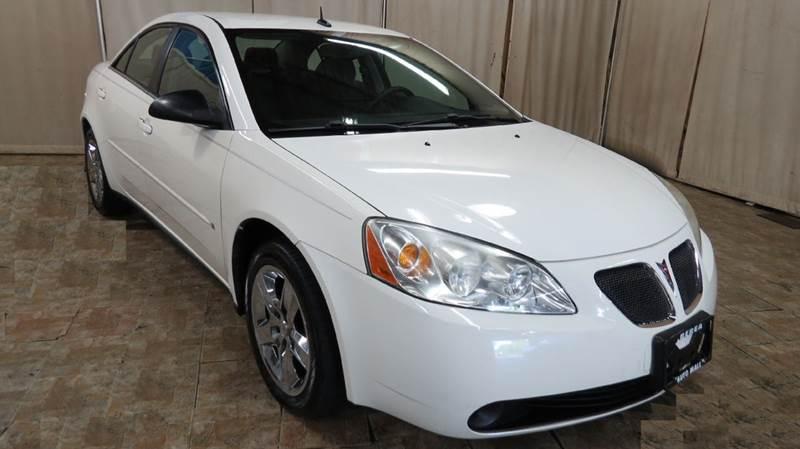 2008 Pontiac G6 4dr Sedan for sale at Berea Auto Mall