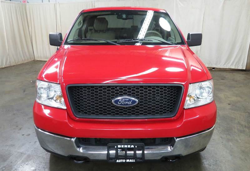 2005 Ford F-150 XLT 4dr SuperCab 4WD Styleside 6.5 ft. SB for sale at Berea Auto Mall