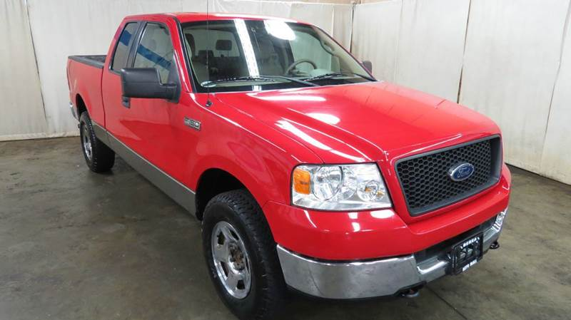 2005 Ford F-150 XLT 4dr SuperCab 4WD Styleside 6.5 ft. SB in Berea