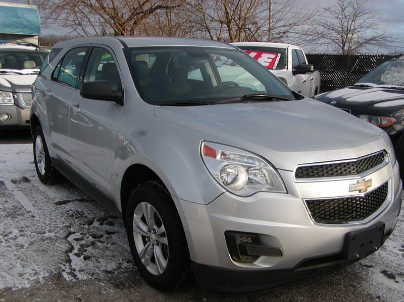 2012 Chevrolet Equinox LS 4dr SUV for sale at Berea Auto Mall