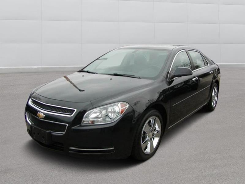 2012 Chevrolet Malibu LT 4dr Sedan w/2LT for sale at Berea Auto Mall