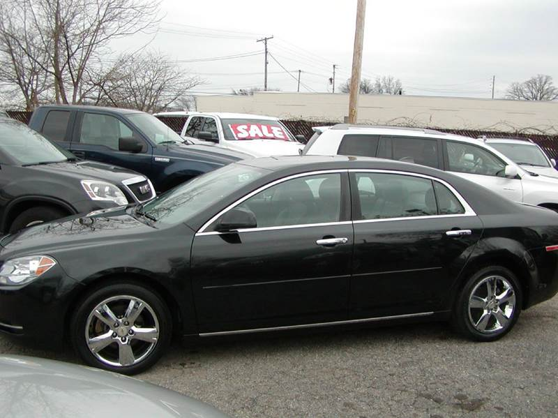 2012 Chevrolet Malibu LT 4dr Sedan w/2LT in Berea