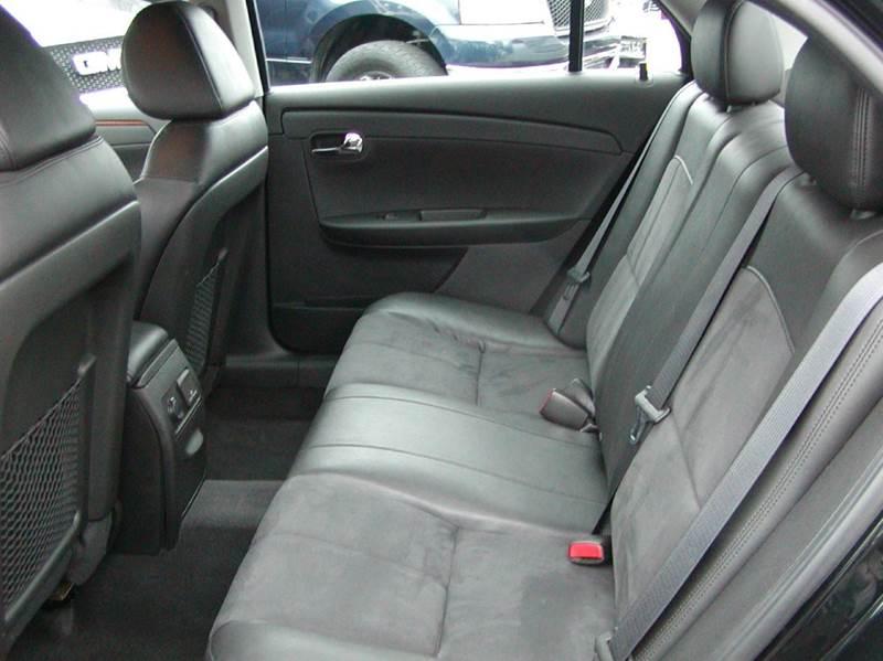 2012 Chevrolet Malibu LT 4dr Sedan w/2LT for sale at Berea Auto Mall