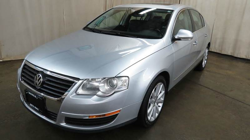 2006 Volkswagen Passat 2.0T 4dr Sedan w/Automatic for sale at Berea Auto Mall