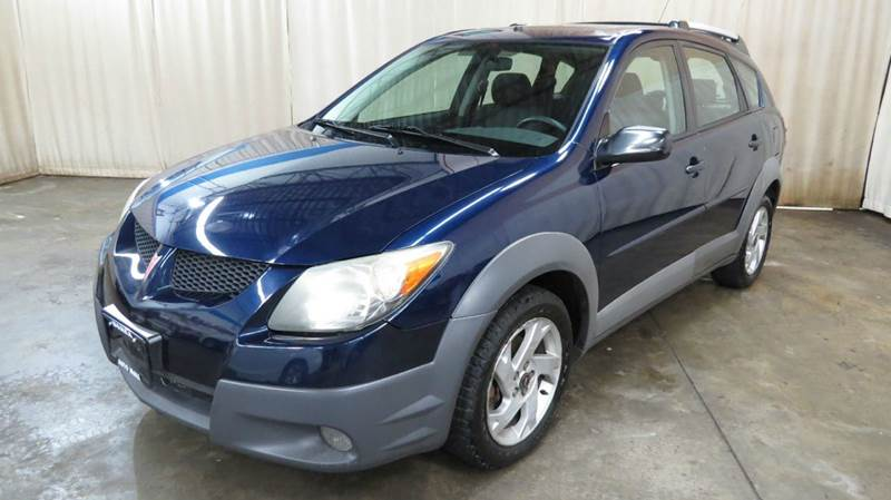 2003 Pontiac Vibe GT 4dr Wagon for sale at Berea Auto Mall